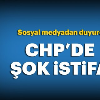 Kırklareli Belediye Başkanı Kesimoğlu, CHP`den istifa etti
