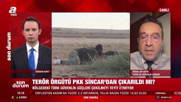 Son Dakika! Terör örgütü PKK Sincar'dan çıkarıldı mı? | Video