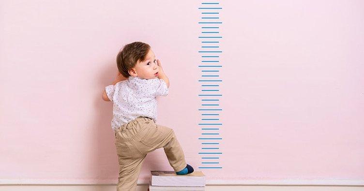 Boy nasıl uzatılır? Çocuğumun boyu çok kısa - İşte boy uzatma yöntemleri ve büyüme geriliği