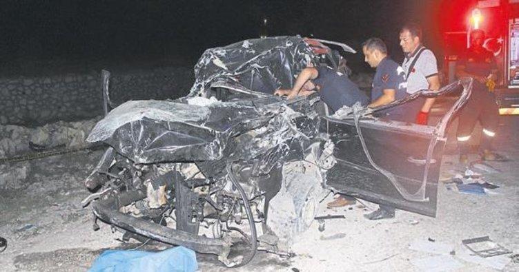 Trafik canavarına 2 kurban daha