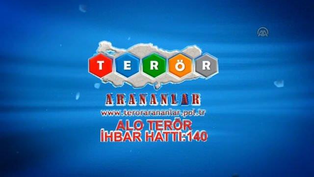Aranan teröristler listesi sosyal medyada