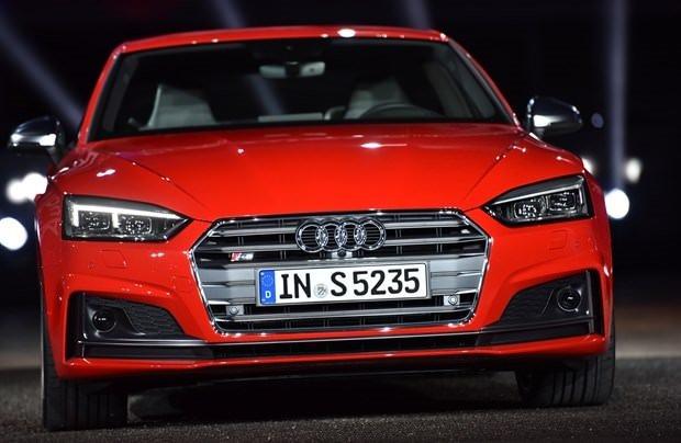 Yeni Audi S5 Coupe ve A5 Coupe görücüye çıktı