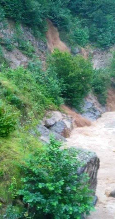 Son dakika: Giresun'da sel felaketi! Önüne kattığı her şeyi götürdü...