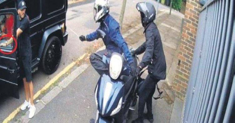 Mesut'a yapılan saldırı için 2 kişi gözaltına alındı