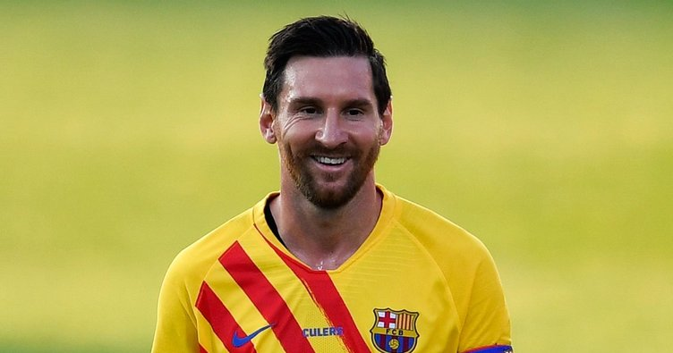 Messi yine zirvede