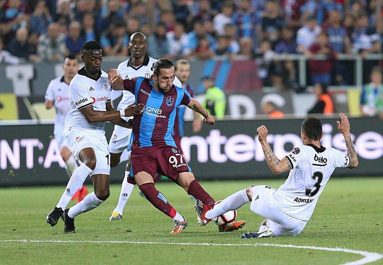 Ahmet Çakar: Trabzon iyi yolda, Beşiktaş tatilde