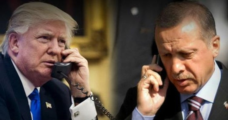Erdoğan ve Trump 16.30'da görüşecek