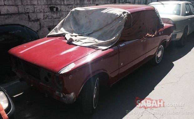 Efsane Murat 124 otomobil yenilendi! Dudak uçuklatan teklifler geldi