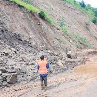 Toprak kayması: 38 ölü, 10 kayıp