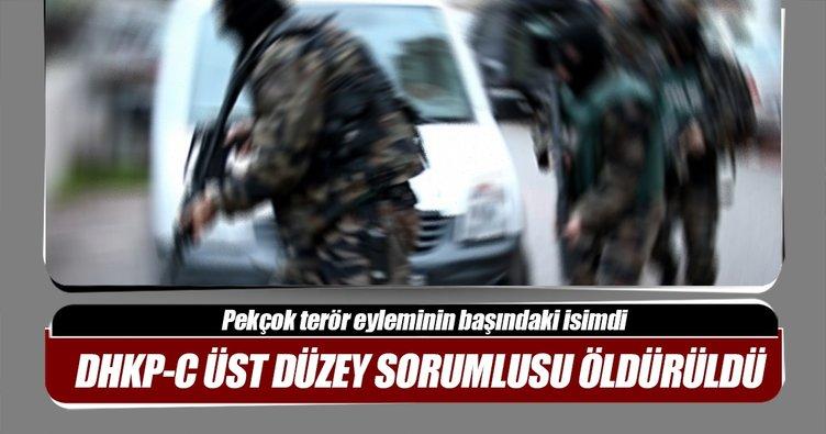 DHKP-C'nin üst düzey ismi İstanbul'da öldürüldü