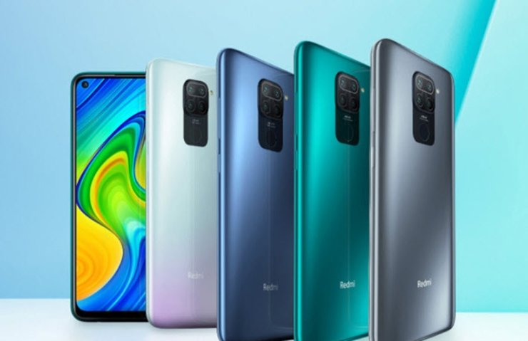 XİAOMİ REDMİ NOTE 9