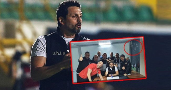 Galatasaray'dan Erol Bulut'a tepki! Fatih Terim...