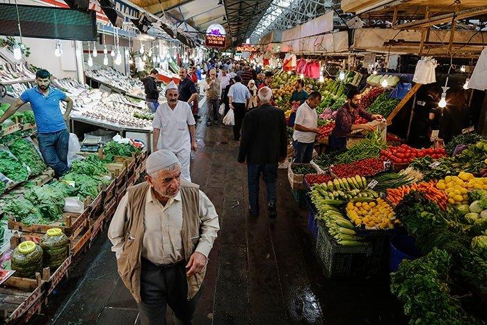 Ramazan çarşı-pazara bereket getirdi