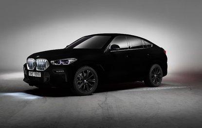Dünyanın en siyah otmobili