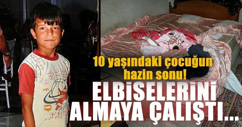 Son dakika: Adana'da dehşet veren ölüm: Bozuk baza, 10 yaşındaki çocuğun hayatını aldı