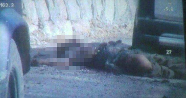 Tunceli'de polis noktasına saldırı düzenlemek isteyen terörist öldürüldü!