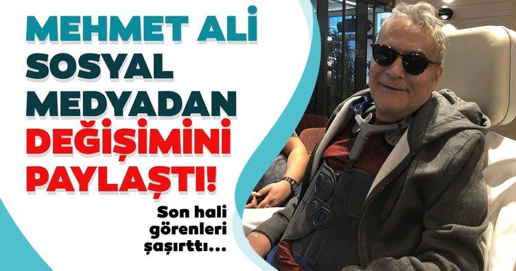 Mehmet Ali Erbil değişimini paylaştı! Mehmet Ali Erbil ve kızı Yasmin Erbil'in pozu sosyal medyayı yıktı geçti!