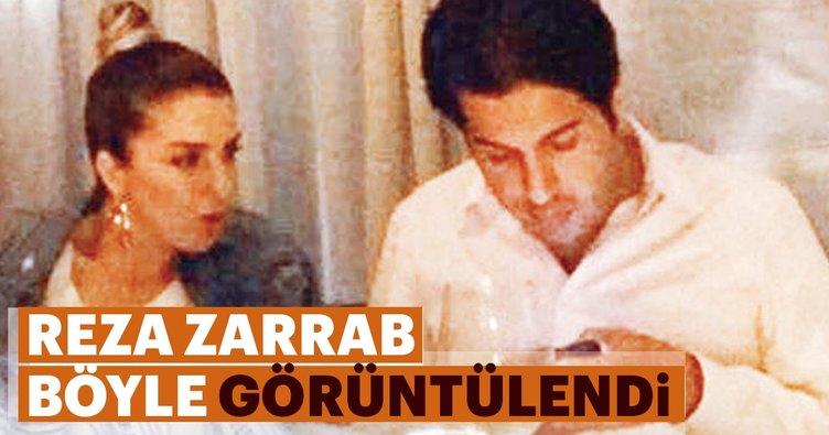 Reza Zarrab New York'ta görüntülendi