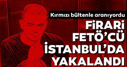 Son dakika: Firari Ergenekon savcısı İstanbul'da yakalandı! İşte detaylar...