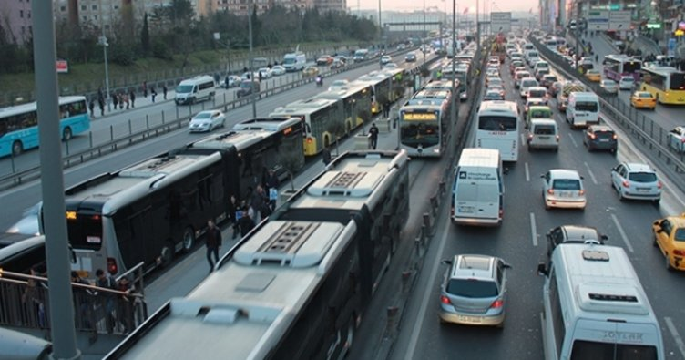 LYS sınavında toplu ulaşım İstanbul'da ücretsiz