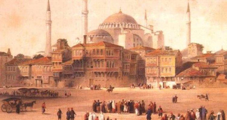 Prof. Dr. Erhan Afyoncu yazdı: Ayasofya'nın 1696...