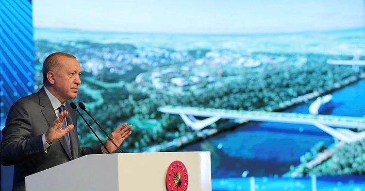 Türkiye'nin kalkınma tarihinde yeni bir sayfa açıldı: Kanal İstanbul