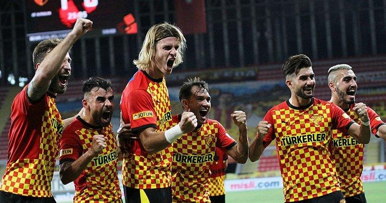 Göztepe sezonu 5 golle açtı! Göztepe 5-1 Denizlispor MAÇ SONUCU
