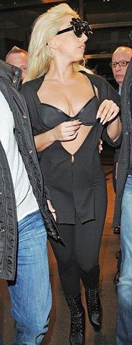 Lady Gaga'nın görmek istemediği kareler