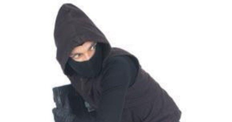 Başkentte hırsızlar bankayı soydu