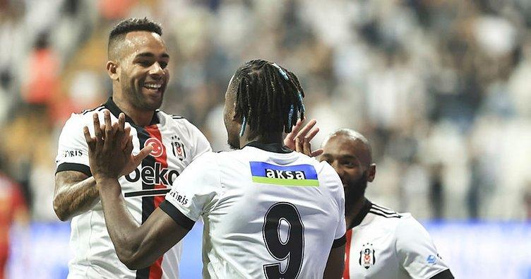 Alex Teixeira'dan Beşiktaş'a kötü haber!