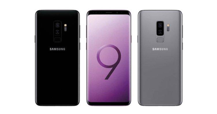 Samsung Galaxy S9 Plus'ın maliyeti belli oldu