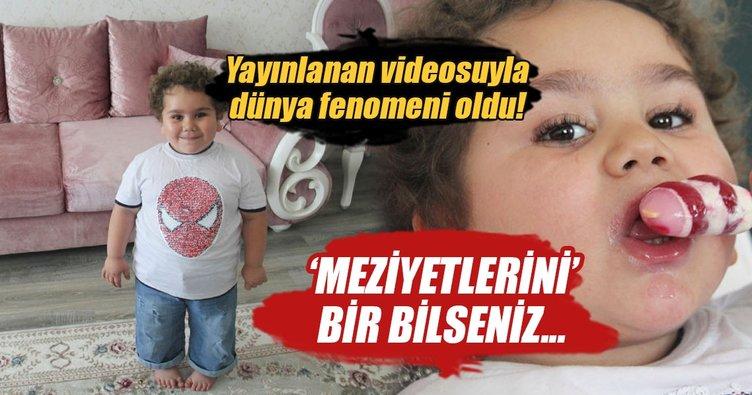 Erzurumlu 'Çitos Efe' dünya fenomeni oldu