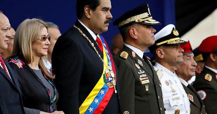 Venezuela'da Meclis Başkanı'nı gözaltına alanlar hakkında işlem
