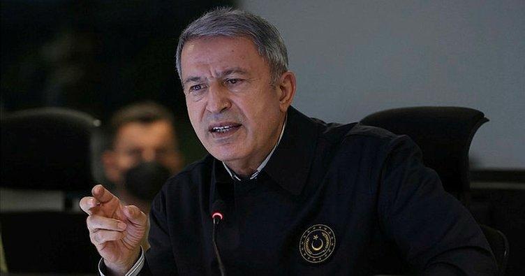 Son dakika: Milli Savunma Bakanı Akar'dan Pençe Harekatı açıklaması: Bütün mağaralara inlere girildi...