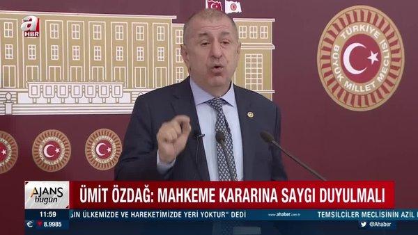 Son dakika:Ümit Özdağ'dan canlı yayında çok sert sözler | Video