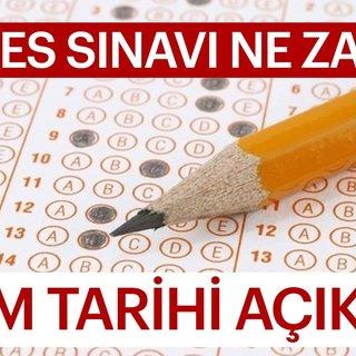 ÖSYM yeni sınav tarihini belirledi... 2. ALES sınavı ne zaman yapılacak?