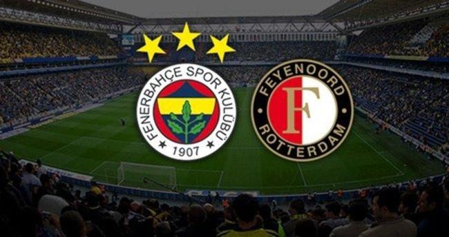 Fenerbahçe - Feyenoord maçı saat kaçta - hangi kanalda?