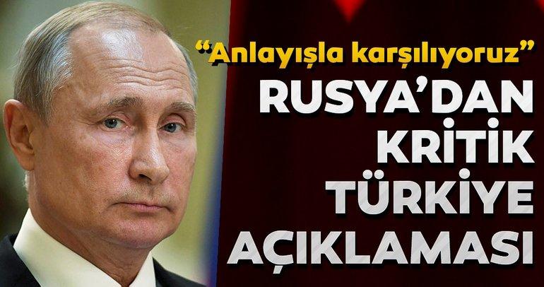 Son dakika: Rusya'dan flaş Barış Pınarı Harekatı açıklaması! İşte detaylar...