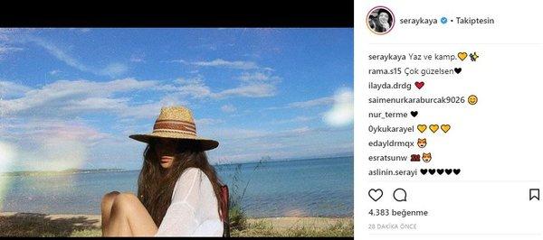 Ünlü isimlerin Instagram paylaşımları (12.03.2018)
