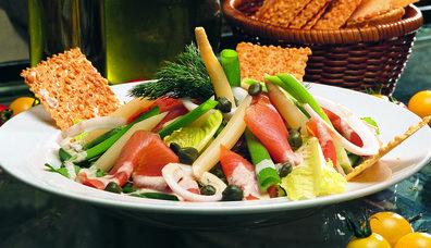 Somon Gurme Salata