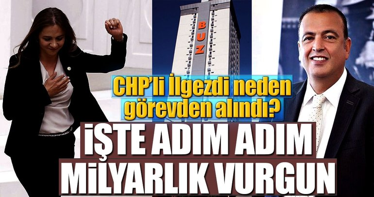 CHP'li Battal İlgezdi neden görevden uzaklaştırıldı?