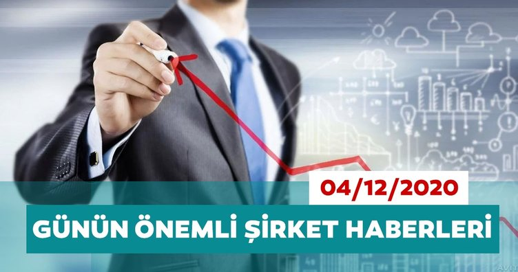 Borsa İstanbul'da günün öne çıkan şirket haberleri ve tavsiyeleri 04/12/2020