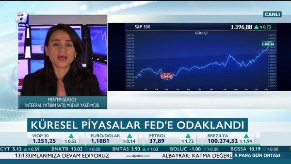 Meryem Gürsoy: FED'in açıklamaları özellikle altın üzerinde etkili olacak