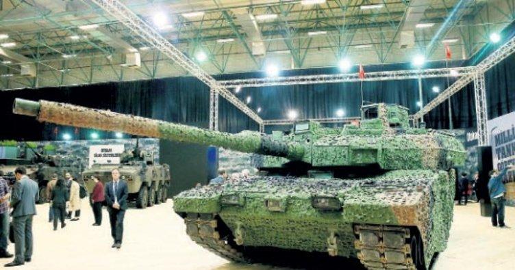 15 Altay tankı 2020'de sahada