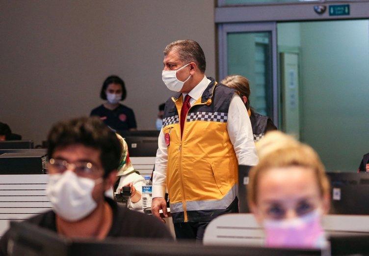 Son dakika: Sağlık Bakanı Fahrettin Koca bu sözlerle duyurdu: Bulaşma oranı daha yüksek