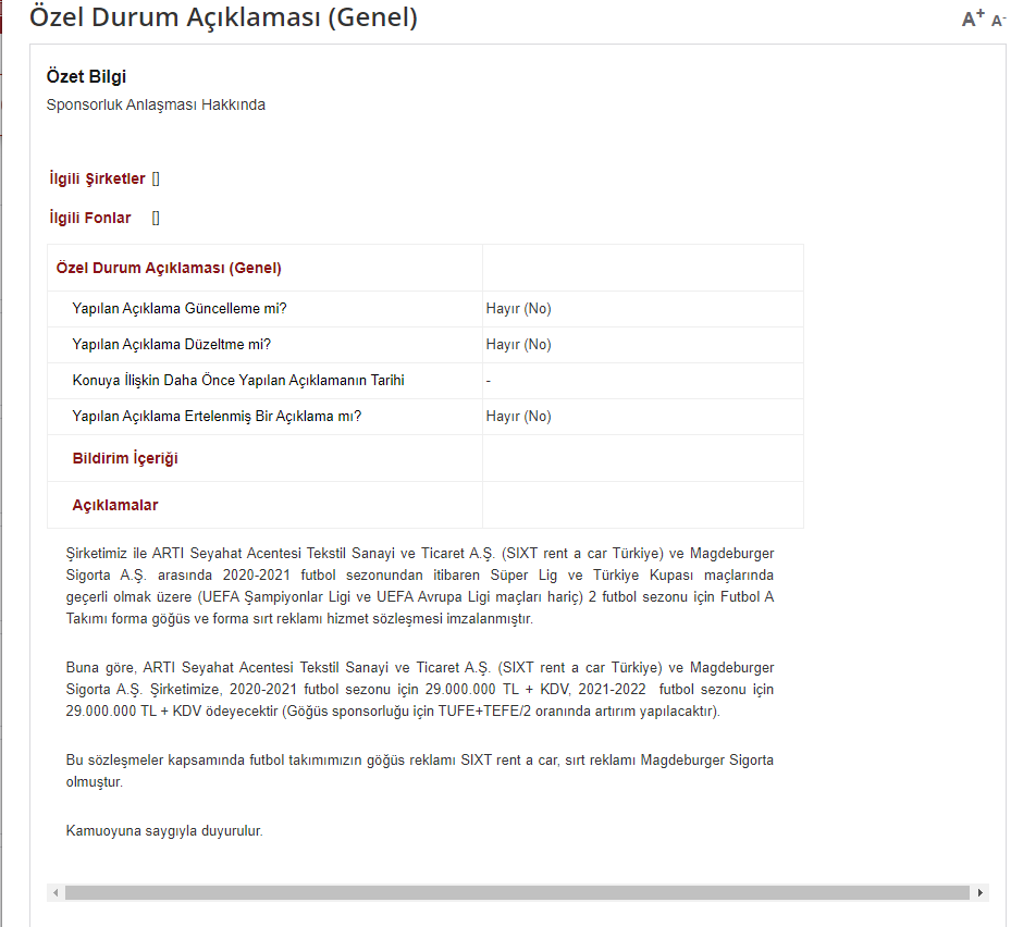 galatasaraya yeni sponsor iste o rakam 1595868959686 - Galatasaray'a iki yeni sponsor! İşte o rakam