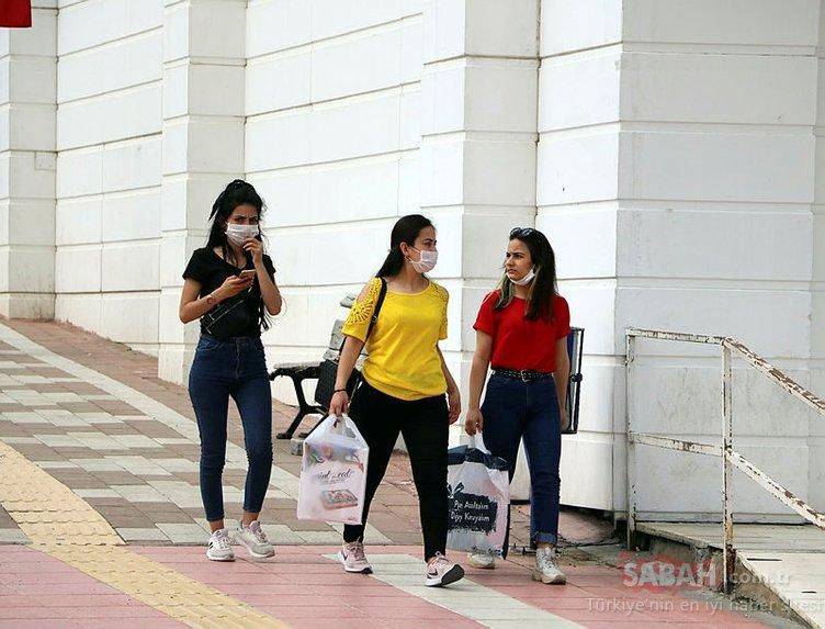 Koronavirüs değil, kamera korkusu maske taktırdı!
