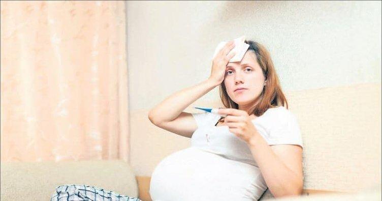 Hamilelikte Grip Nasil Gecer Grip Bebege Bir Zarar Verir Mi