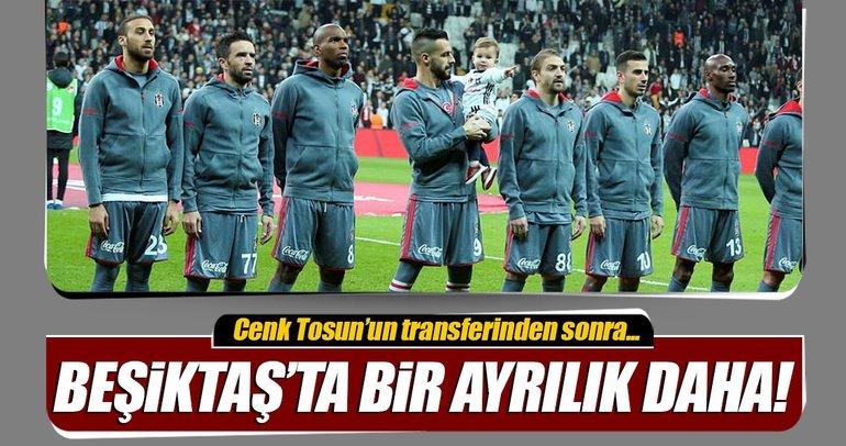 Beşiktaş'ta bir ayrılık daha! Babel...