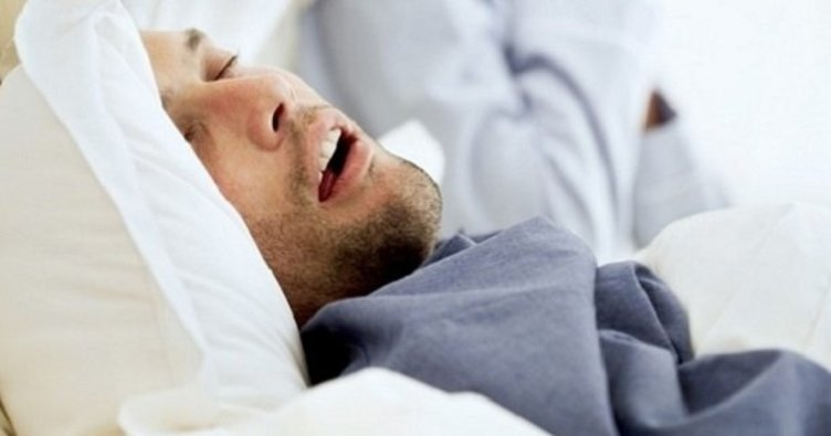 Uyku apnesi ciddi rahatsızlıklara sebep oluyor